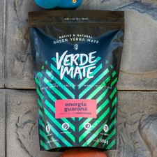 Verde Mate - Green Energia Guarana | yerba mate | 500 g