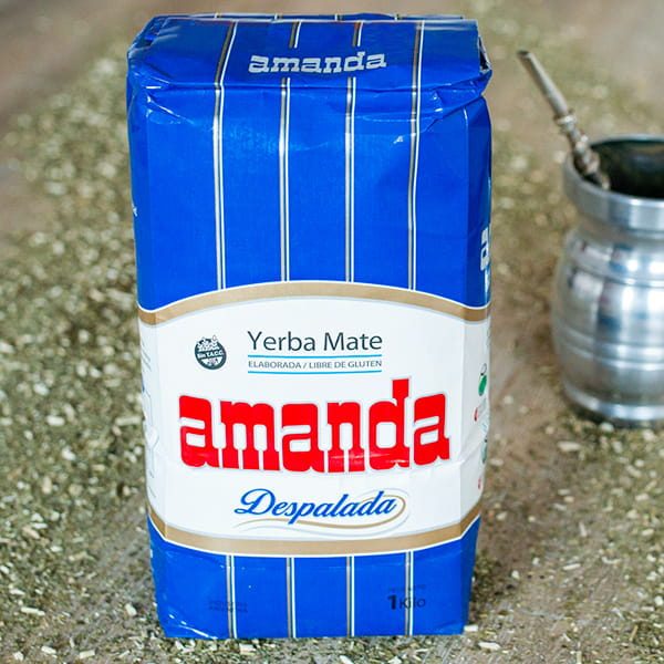 Amanda - Despalada | yerba mate | photo