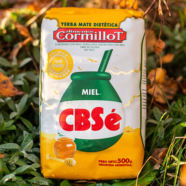 CBSe - Miel miodowa | yerba mate | photo