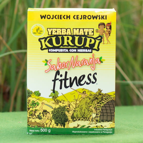 Kurupi - Fitness | yerba mate | photo