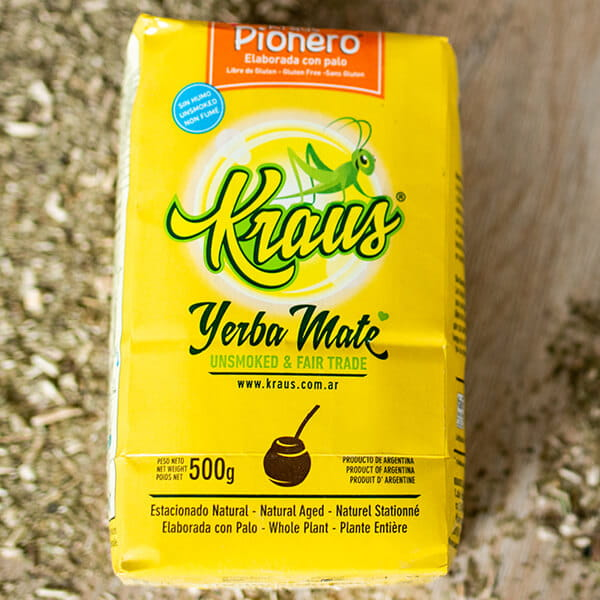 Kraus - Pionero | yerba mate | photo