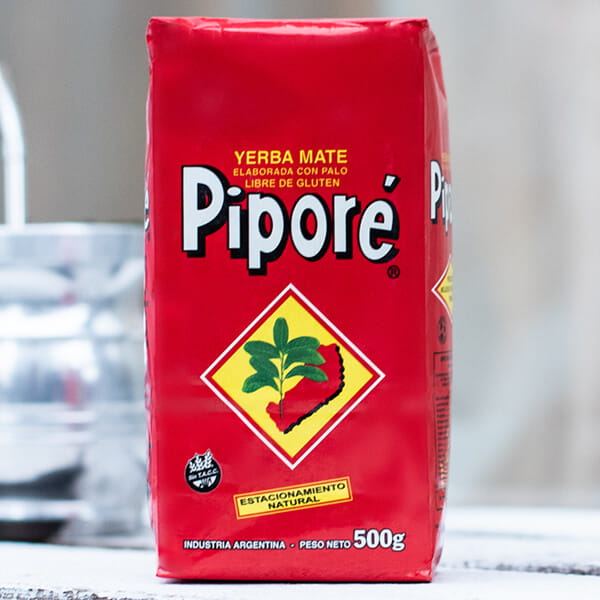 Pipore - Elaborada Con Palo Tradicional | yerba mate | photo