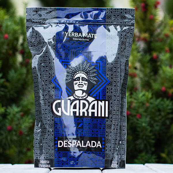 Guarani - Despalada Sin Palo | yerba mate | photo