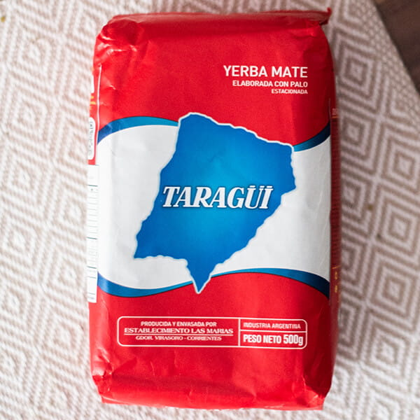 Taragui - Elaborada Con Palo Tradicional | yerba mate | photo