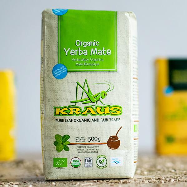 Kraus - Pure Leaf | yerba mate | 500g - zdjęcie
