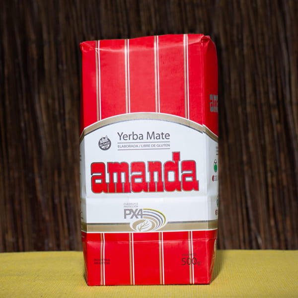 Amanda - Elaborada | yerba mate | photo