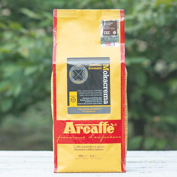 Arcaffe - Mokacrema | kawa ziarnista | 1kg