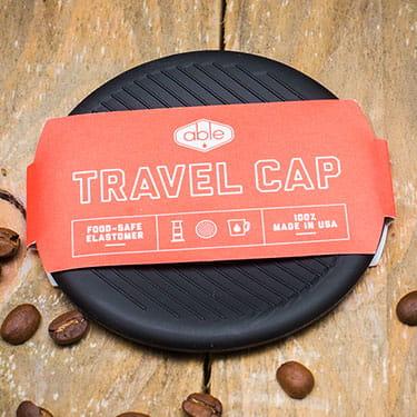 Able Travel Cap - gumowa wieczko do AeroPress