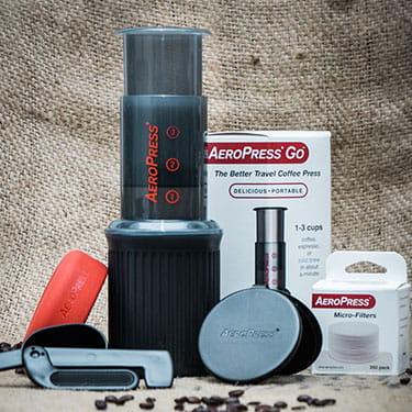 AeroPress GO - Coffee Maker | Kompaktowy zaparzacz do kawy
