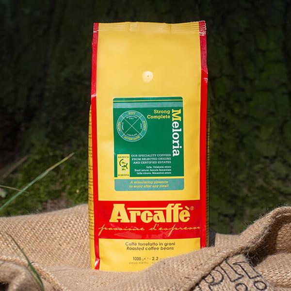 Arcaffe - Meloria | kawa ziarnista | 1kg