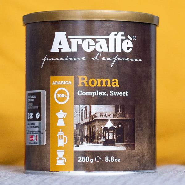 Arcaffe - Roma | kawa mielona | 250g
