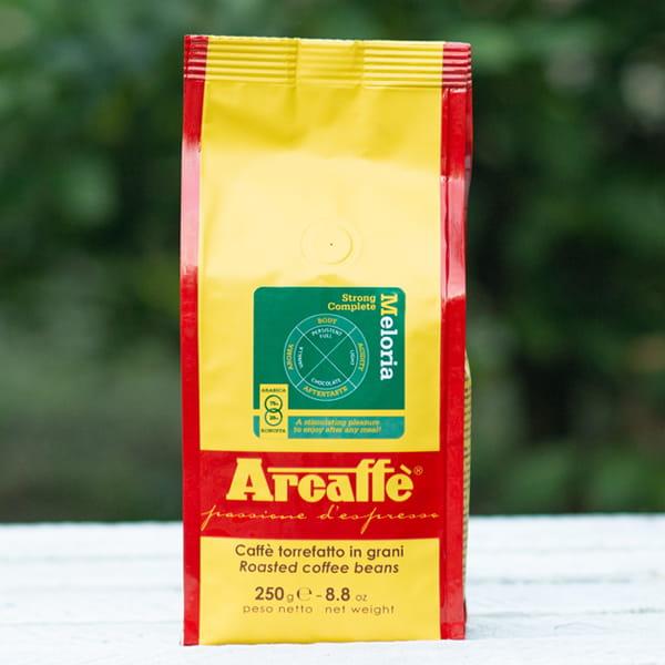 Arcaffe - Meloria | kawa ziarnista | 250g
