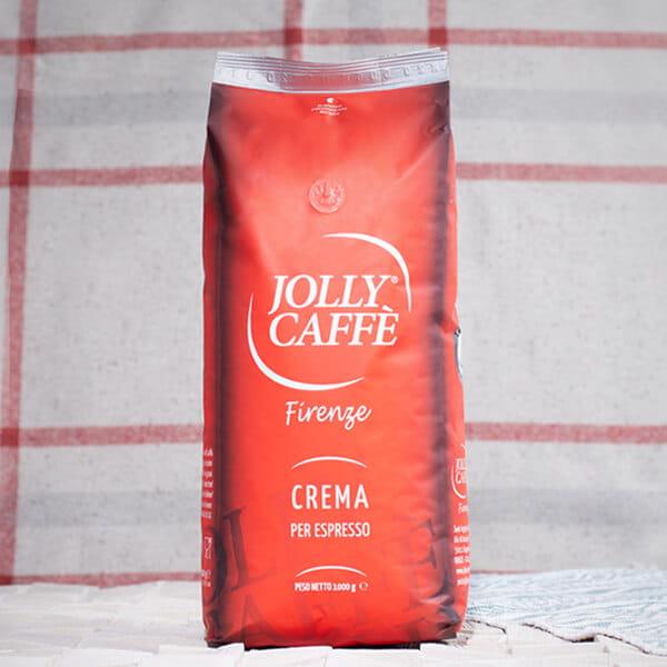 Jolly Caffe - Crema   kawa ziarnista   1kg