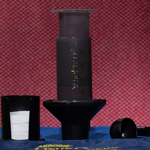 AeroPress - Coffee Maker zestaw z pokrowcem