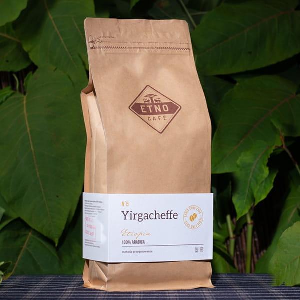 Etno Cafe - Yirgacheffe   kawa ziarnista   1kg